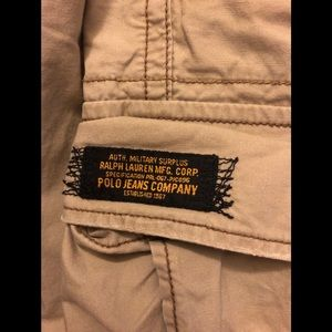 Polo by Ralph Lauren Pants - Vintage Polo jeans co by Ralph Lauren cargo pants
